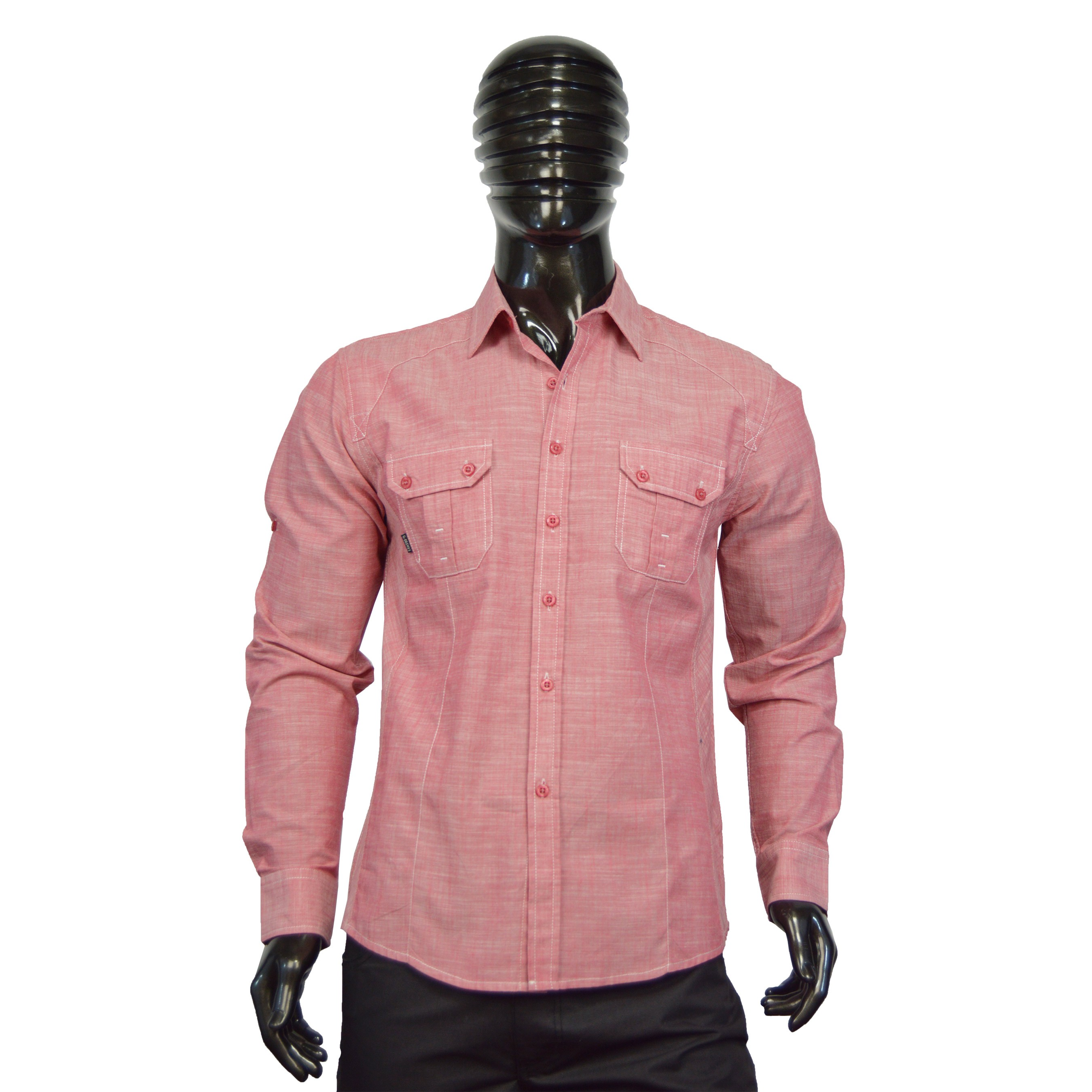 FITTED SHIRT CD4211 red
