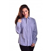 FITTED SHIRT CD4356 blue