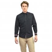 Plain shirts CD3847 Black