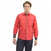 Plain shirts CD3847 Red