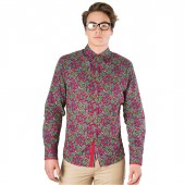 Paislay Shirt CD4109 Deep Red
