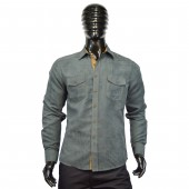 FITTED SHIRT CD4143 GREY
