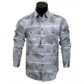 FITTED SHIRT CD3409 GREY