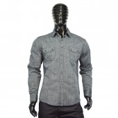 FITTED SHIRT CD4211 black
